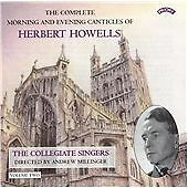 Herbert Howells Complete Morning & Evening Canticles  SUPERB CONDITION