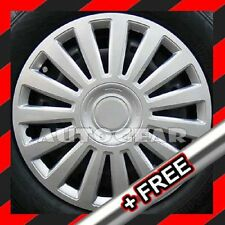 15 inch Audi VW Style Multi Spoke Wheel Trims Covers +F