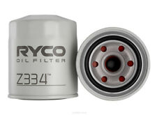 Ryco Oil Filter Z334 For Toyota Dyna Hiace KZH100 HILUX LANDCRUISER HZJ105 X 2