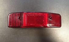 Rear light / tail lamp lens for Lambretta series 2 CEV type