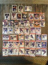 Vintage 1990-92 EDMONTON OILERS LOT / 45 Vintage NHL Hockey Cards