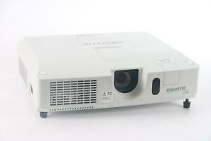 Christie LX41 LCD Projector 288 Lamp Hours