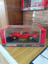 Majorette 1/24 Scale Model Car 4202 - Chevrolet Corvette Coupe - rouge