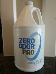 ZERO ODOR PRO Odor ELIMINATOR Biodegradable , Non-toxic 1 Gallon( 128 fl.oz)
