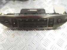 TOYOTA CAMRY HEATER/AC CONTROLS SK36, CLIMATE CONTROL TYPE, 08/02-05/06 02 03 04