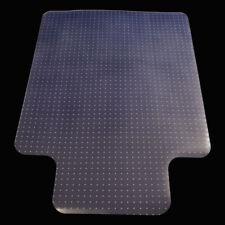 Floor Mat Carpet Protector Rug PVC Hard Plastic Computer Desk Chair With Lip