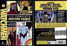 WATCHMEN The complete motion comic - DVD NUOVO E SIGILLATO, PRIMA EDIZIONE