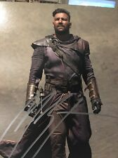 Manu Bennett autographed 8x10 photo COA Arrow Spartacus Shannara Chronicles