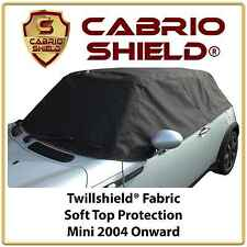 BMW Mini Convertible Car Hood Soft Top Cover Half Cover Protection 2004-2008