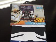 Disney Star Wars Shower Curtain