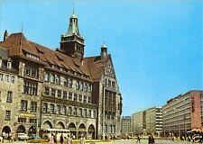 AK, Karl-Marx-Stadt, Markt mit Rathaus, 1974