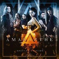 AMARANTHE - AMARANTHE  - CD + DVD - NEW+!!