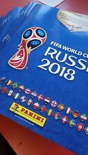 Panini Official World Cup Russia 2018 Sticker Album