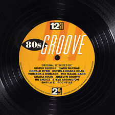 Various Artists - 12 Inch Dance / 80s Groove (180g 2LP Vinyl, MP3) 2016 Warner