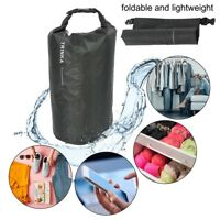 Portable 8-70L Waterproof Dry Bag Carry Pack for Canoe Floating Boating Camping~