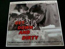 RARE ELVIS PRESLEY 2-CD SET - GET DOWN AND DIRTY - GRAVEL ROAD