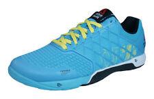 Scarpe sportive leggero blu di gomma
