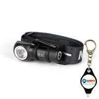 NEBO REBEL 6691, Rechargeable Head Light - w/ Lightjunction key-chain light