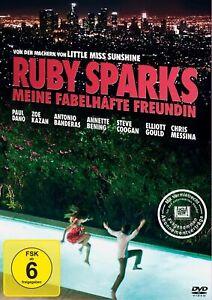 Ruby Sparks - Meine fabelhafte Freundin  DVD Romantik Film Liebesfilm