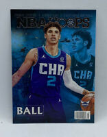 LaMelo Ball 2020-21 Panini NBA Hoops Rookie Special Insert #RS2 RC
