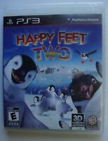 HAPPY FEET TWO 2 PS3 SONY PLAYSTATION 3 GAME  *