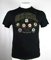 ORIGINAL 6 T-shirt adidas Large Black NHL