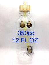 1 Set 350cc 12 oz Fuel Tank w/ Metal Cap for RC Airplane Gasoline TH005-02802