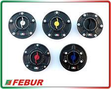 TAPPO SERBATOIO ERGAL SGANCIO RAPIDO KTM SUPER DUKE 990 2005-2013 NERO