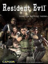 Resident Evil / Biohazard HD Remastered PC [Steam Key] No Disc, Region Free