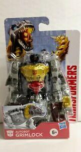 "TRANSFORMERS  Autobot Grimlock Action Figure 4"" Hasbro"