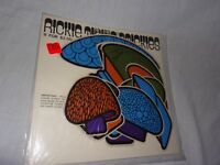 RICKIE TICKIE STICKIES 1970 NEW STICKERS - Rare Psychedelic Mushrooms