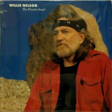 WILLIE NELSON 'THE PROMISELAND' US IMPORT LP SEALED
