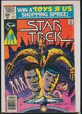 Star Trek #7 (Oct 1980, Marvel) 1st Print VG