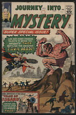 Journey Into Mystery #97, 1963, Marvel Comics - Good+