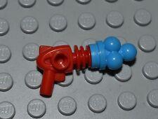 Rare LEGO Sponge Bob Red Bubble Gun Laser Ray Blue Ice Cream AEYB