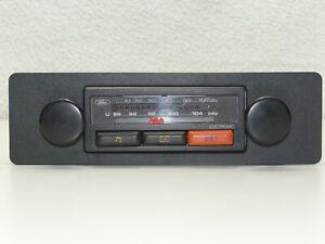 Blaupunkt E12DS OEM Vintage 80s Car Stereo Bluetooth Ford Sierra Fiesta Escort