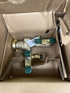 WATTS 1RCZ6 Anti-Siphon Backflow Preventer Bronze WATTS 800 Series