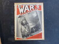1941 THE WAR ILLUSTRATED VOL. 4 #83 AMERICAN EAGLES, KEREN, BERBERA
