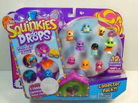 Squinkies 'Do Drops 12 Squinkies Collector Pack - Bonus Villa Season 1 Style 6