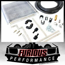 Ford BF Falcon 6spd Automatic Transmission Oil Cooler Coolant Bypass Kit TCK-F38