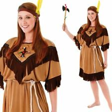 Ladies Native American Indian Dress