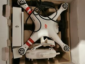 DJI CP.PT.000167 Phantom 3 Standard Drone -  White