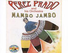 CD PEREZ PRADO mambo jambo 1992