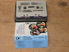 CREEDENCE CLEARWATER REVIVAL - BEST - MD8545!!!RARE ! TAPE / K7