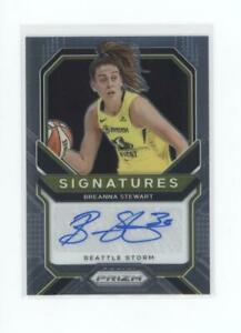 2021 Panini Prizm WNBA - Signatures - Autograph - Breanna Stewart