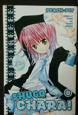 Shugo Chara! Vol. 8 by Peach-Pit (Del Rey) Manga in English