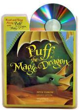 Puff the Magic Dragon Read & Sing Along Peter Yarrow (Paperback/CD)FREE ship $35