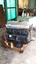 Mercedes Unimog Engine