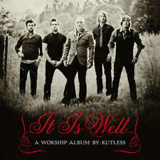 Kutless - It Is Well - A Worship Album CD 2009 BEC Recordings [BED67174]