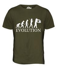 BEEKEEPER EVOLUTION OF MAN MENS T-SHIRT TEE TOP GIFT CLOTHING